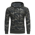 3D Sublimated Hoodie Sweatshirts with camouflage print Casual sports suits wholesale camo hoodie sweatshirt Hip Hop clothing