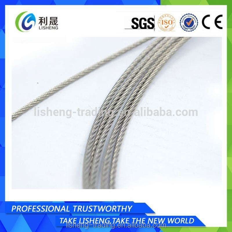 Galvanized screw stainless steel wire rope sling