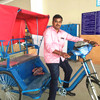 Environment Friendly Pedicab Rickshaw And Offer