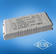 12w 650ma 18v one channel constant current 0-10V and PWM led driver, switch dimmable power supply manufacturer