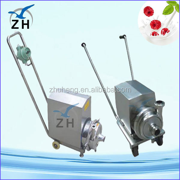 Sanitary stainless steel kirloskar centrifugal pump