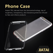 Cell phone accessory ultrathin clear crystal gel soft tpu phone magnetic colourful mobile phone cover