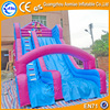 Cute inflatable kids sliding toys, high quality wave n surf slide inflatable slides