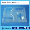 PET vacuum formed tray/ plastic clamshell packaging