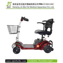 24V Folding disabled electric kick scooter