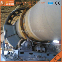 rotary calcining kiln with ISO certification