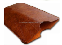 Custom China manufacturer mens leather laptop bag