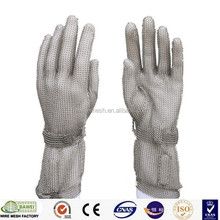 Safety hand protection industrial used long arm work gloves