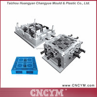 Taizhou Gold Supplier tray used plastic injection moulds