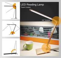 Guangzhou lighting fair table lamp electrical fittings good for reading
