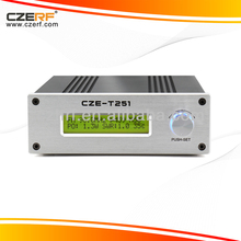 CZE-T251 25W FM Transmitter beats speakers