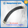 exhaust flexible hose/concrete pump rubber end hose/compressor rubber air hose