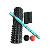 5 in 1 Foam Roller Kit with Muscle Roller Stick and Massage Balls
