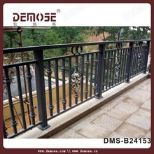 wrought iron railings used outdoor iron grill design for balcony