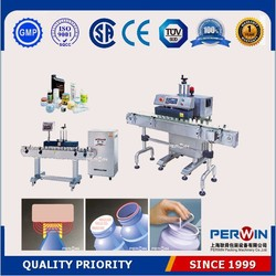 portable induction sealer/ automatic induction aluminum foil sealing machine