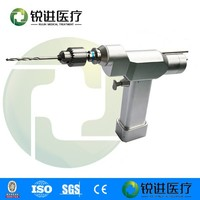 RJS Surgical Power Tool Orthopedic Power Dual function canulate drill/Orthopedic Autocalve Wire and Pin gun