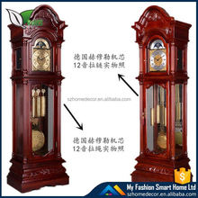 solid wood Polaris wooden flooring china grandfather clocks
