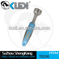 Two sides dog tooth brush TB206
