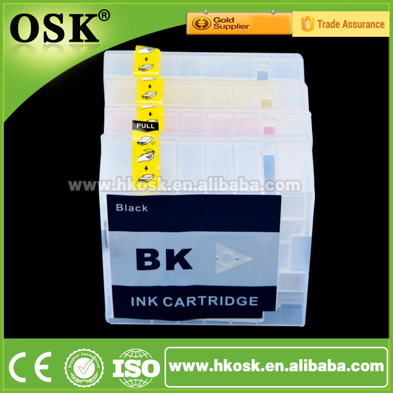 MB2320 inkjet printer ink cartridge for Canon PGI1200 refill ink cartridge with permanent reset chip