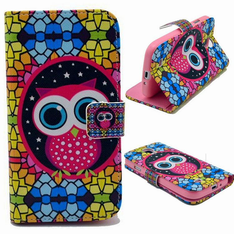 China Leather Mobile Phone Case For Blu Studio 5.5