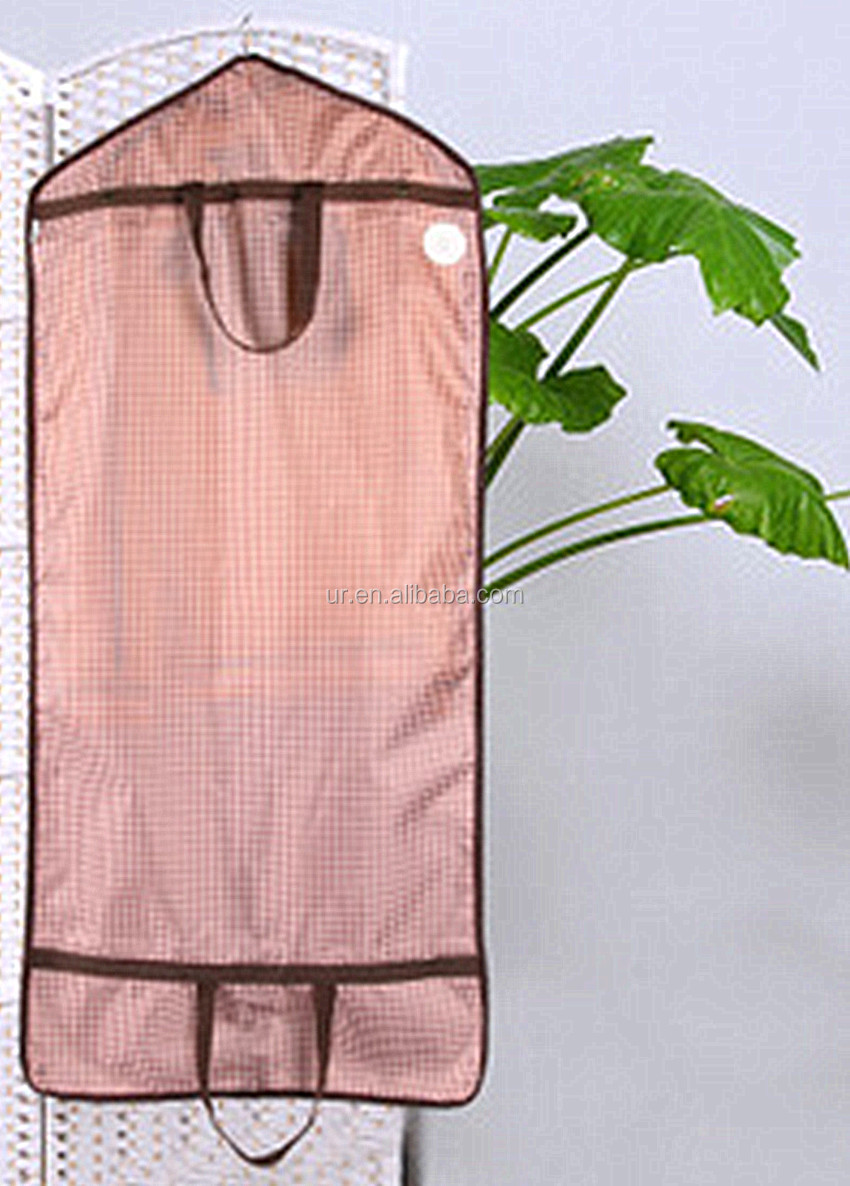 China supplier non woven dress bag quilted garment bag