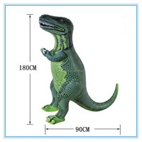 T-rex dinosaurs toys, pvc inflatable dinosaurs for sale
