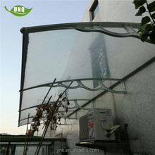 aluminum metal roof awning 3mm