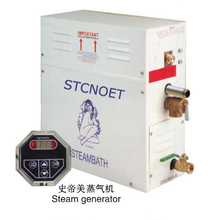 Wet steam sauna Electrical switch steam engine generator sale