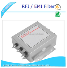 RFI/EMI filter aluminum box for digital filter