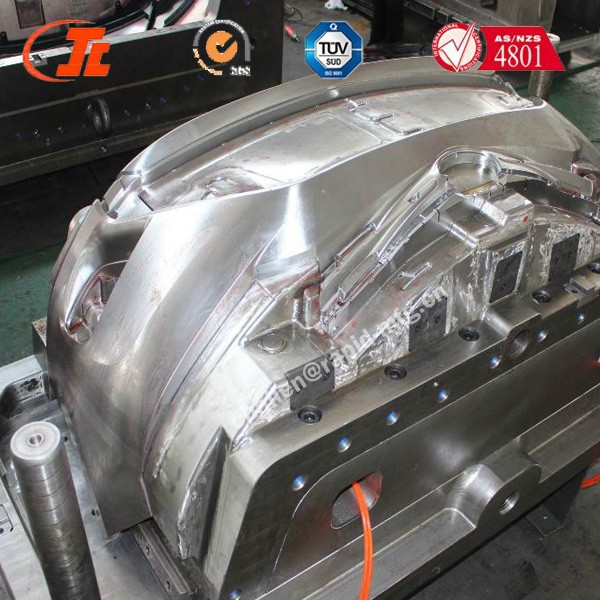 Electric patrol car auto body injection mould for Hyundai accessories