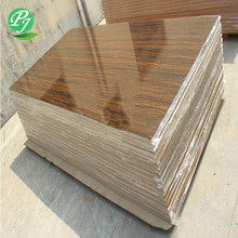 poplar core film faced plywood at wholesale price high gloss UV mdf boards