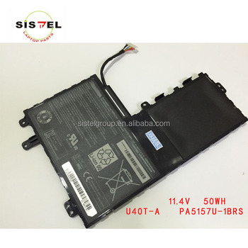 laptop battery for use with Toshiba PA5157U-1BRS