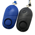 Simple Style Women Self Defense Security Personal Alarm