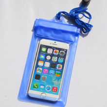 For Samsung galaxy S3 S4 S5 S6 PVC waterproof case bags