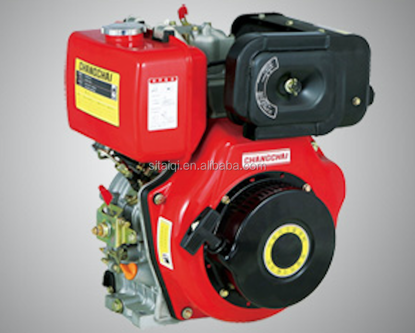 Changchai F series single cylinder diesel engine used for generator set