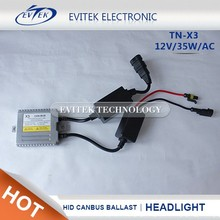 China Supplier Wholesale Slim Electronic Ballast For Hid 35W Bulbs