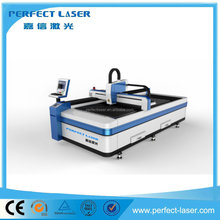 Wuhan City good price Perfect Laser flated best cutting CNC laser cheap laser metal cutting machine