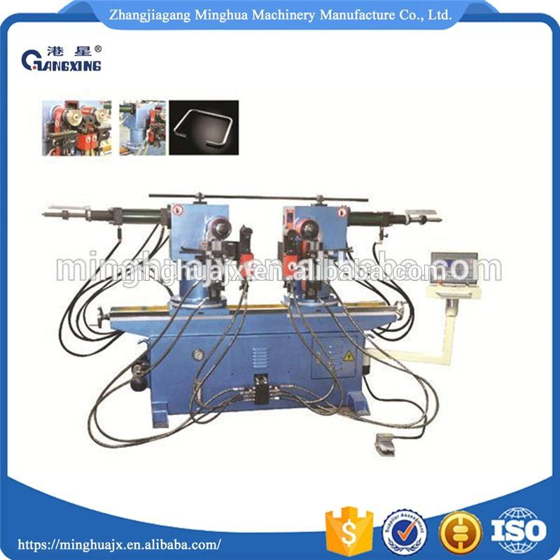 Brand new double-head tube bending machine with CE certificate