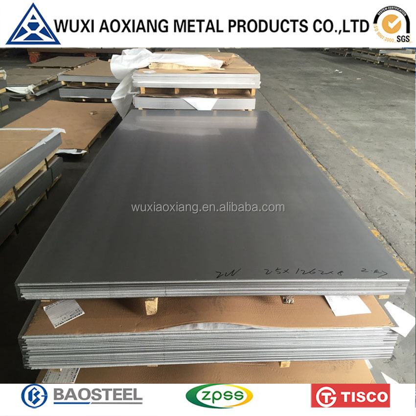Free Samples ASTM 0.3mm Stainless Steel Sheet 201 Ali Express China