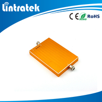 Lintratek 3G 4G Mobile Phone Booster 850 1900MHz Amplificador Signal Repeater 65db Gain 3g gsm signal amplifier