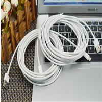 OEM For iphone cable,Top quality wholesale factory OD 3.5 usb charger for iphone cable 6ft 10ft