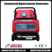 single phase air cooled powertrain generators