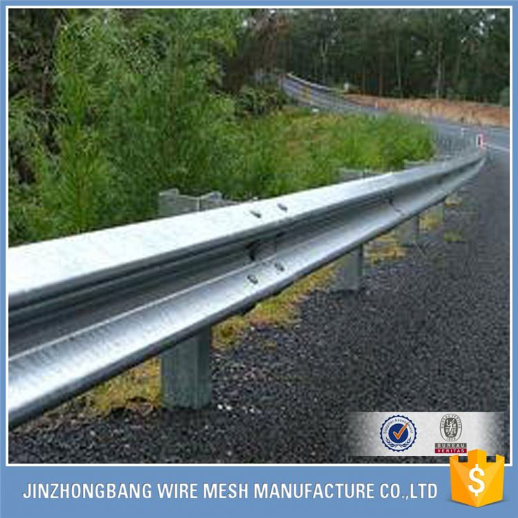 security portable highway road aluminum guardrail for roads