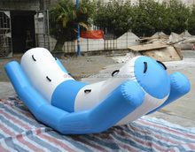 2017 Hot sale giant inflatable water toys for aquatic park