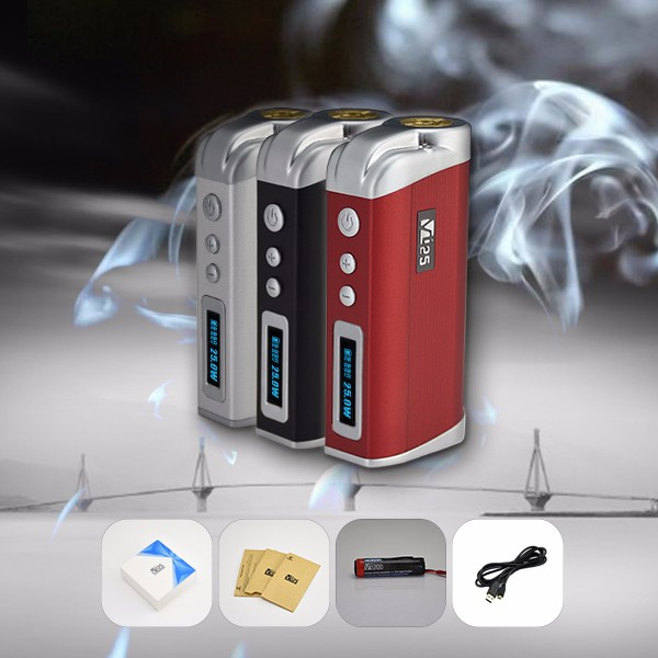 HCigar squonk mod 8ml bottome feeder box mod VT inbox with DNA75 box mod
