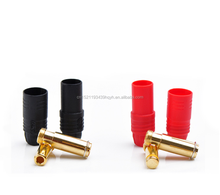 7mm banana plug connector for uav, large current banana plug AS150 for drone,Bullet Connectors