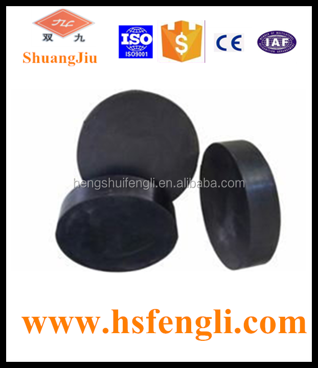 elastomeric bearing pad for bridge/highway/railway