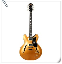 Hollow Body Jazz Guitar Electric