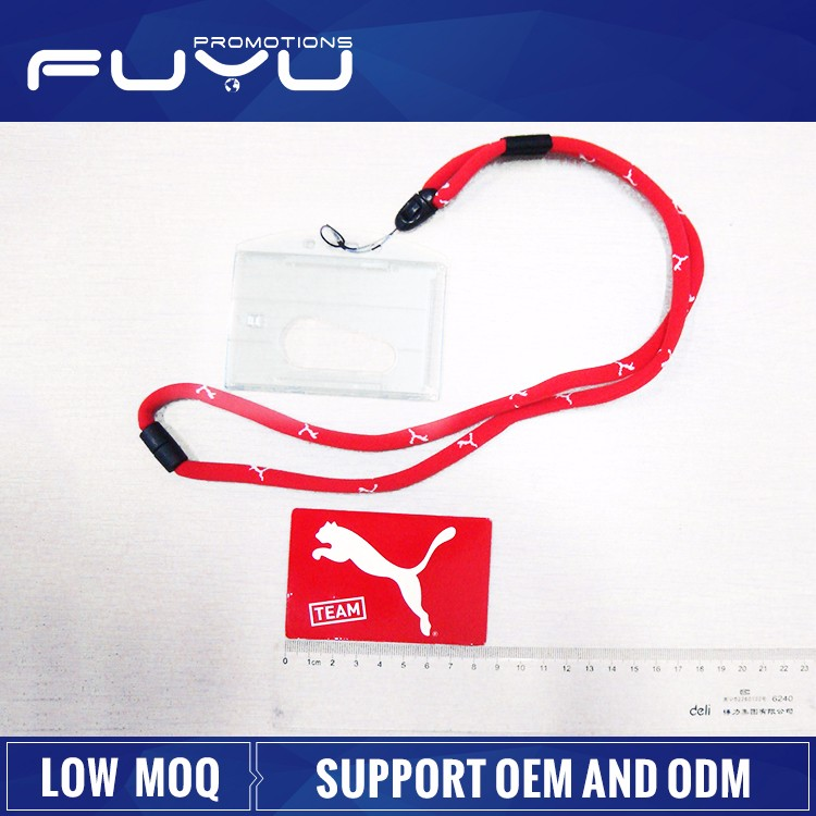 Wholesale neck OEM best quality and waterproof lanyard pouch for sale