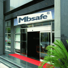 Mbsafe cheap best price automatic sliding door pulley system